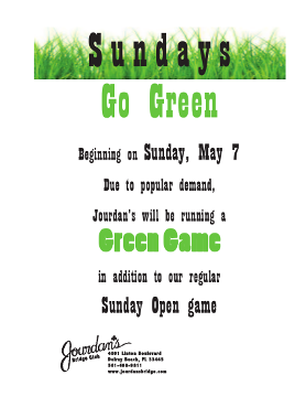 Green Sundays